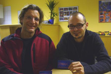 Gustav und Tom